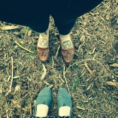 Rockiteers feet
