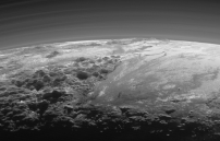 Frozen Plains of Pluto