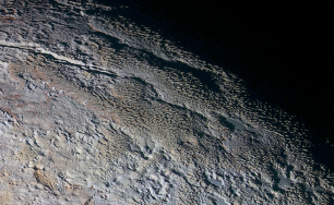 Tarturus Dorsa Mountains of Pluto